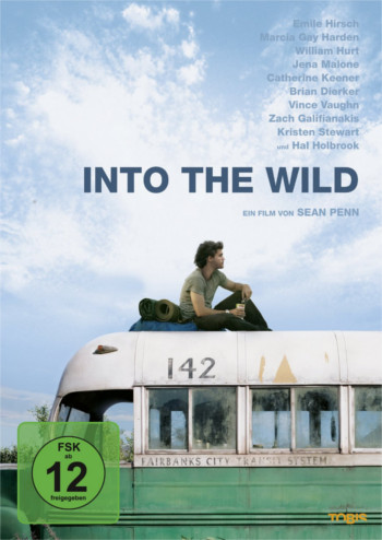 Image Of Movie Cover Into The Wild Category Backpacking