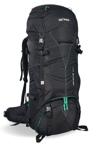 Image Of A Black Tatonka Backpack