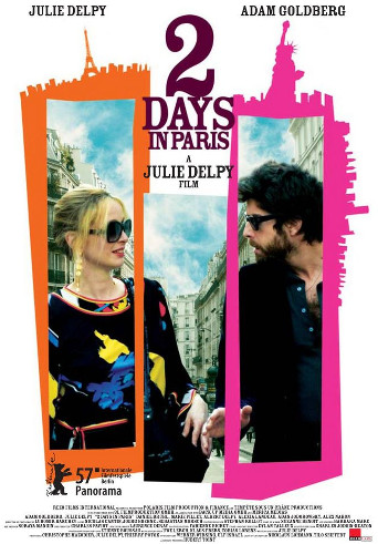 Image Of Movie Cover 2 Days In Paris Category Travel
