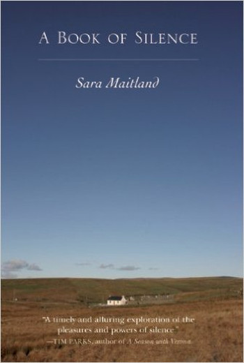 Image Of Book Cover A Book Of Silence From Autor Sara Maitland Category Travel