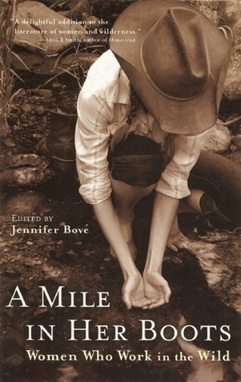 Image Of Book Cover A Mile In Her Boots From Autor Jennifer Bové Category Travel