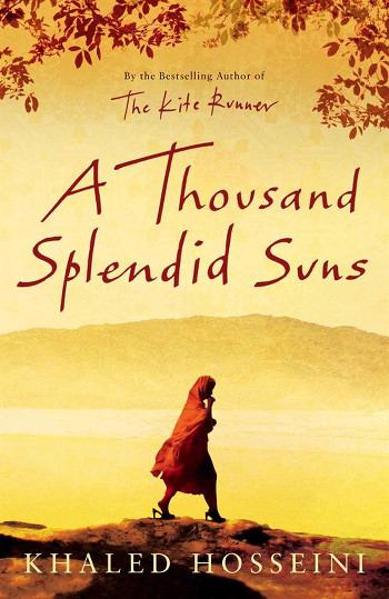 Image Of Book Cover A Thousand Splendid Suns From Autor Khaled Hosseini Category Drama