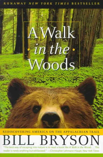 Image Of Book Cover A Walk In The Woods From Autor Bill Bryson Category Travel