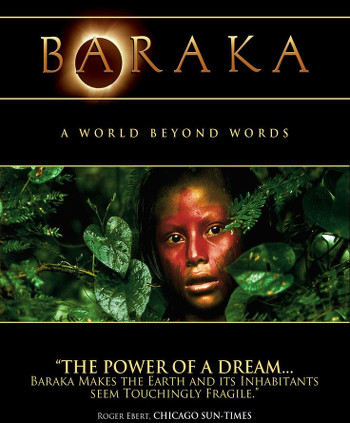 Image Of Movie Cover Baraka Category Documentation