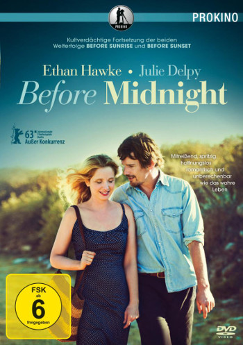 Foto vom Film Cover Before Midnight Kategorie Reisen