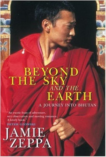 Image Of Book Cover Beyond The Sky And The Earth From Autor Jamie Zeppa Category Travel