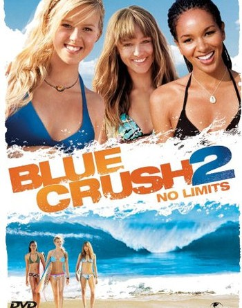 Image Of Movie Cover Blue Crush 2 Category Adventure
