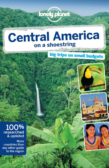 Image Of Book Cover Central America From Autor Lonely Planet Category Travel Guide