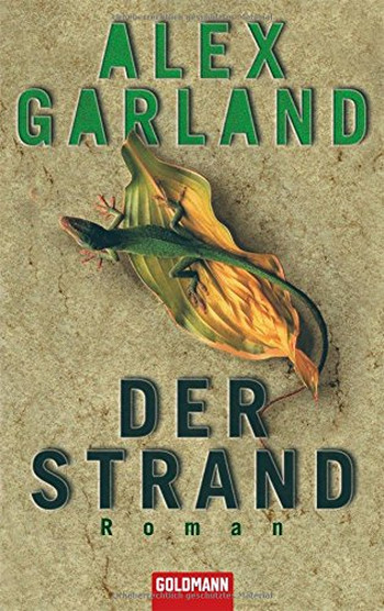 Foto vom Buch Cover Der Strand vom Autor Alex Garland Kategorie Backpacking
