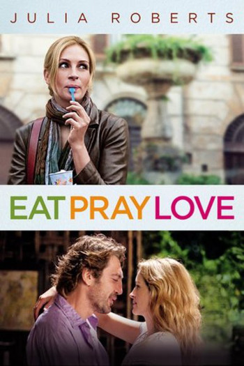 Image Of Movie Cover Eat Pray Love Category Travel