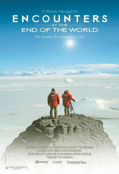 Image Of Movie Cover Encounters At The End Of The World Category Travel