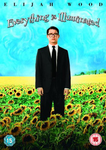 Image Of Movie Cover Everything Is Illuminated Category Travel