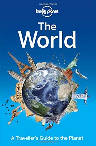Image Of Book Cover The World From Autor Lonely Planet Category Travel Guide