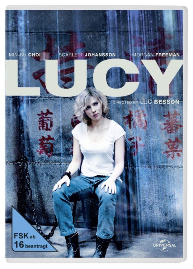 Image Of Movie Cover Lucy Category Adventure