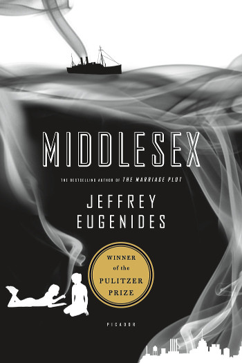 Image Of Book Cover Middlesex From Autor Jeffrey Eugenides Category Drama