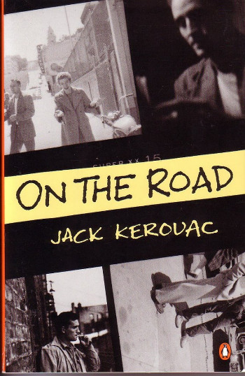 Image Of Book Cover On The Road From Autor Jack Kerouac Category Travel
