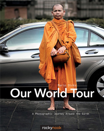 Image Of Book Cover Our World Tour From Autor Mario Dirks Category Travel