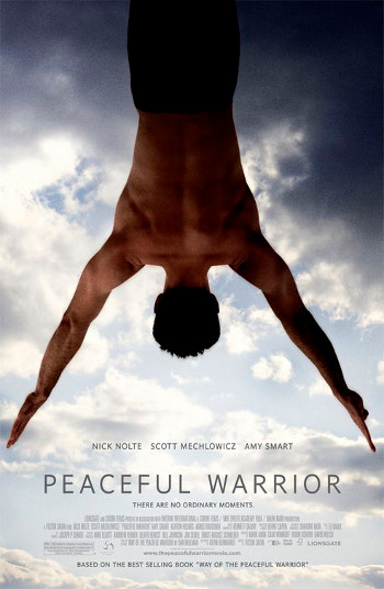 Image Of Movie Cover Peaceful Warrior Category Travel