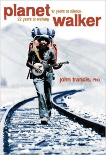 Image Of Book Cover Planet Walker From Autor John Francis Category Backpacking