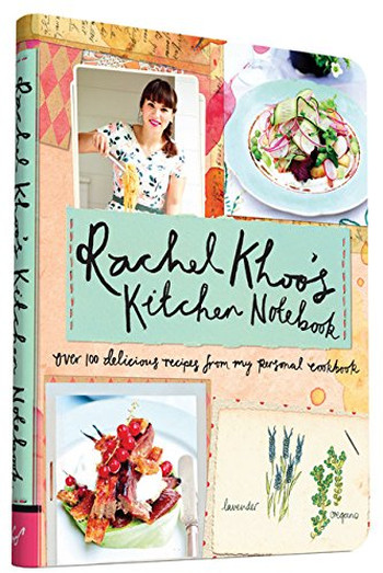 Image Of Book Cover Rachel Khoo´s Kitchen Notebook From Autor Rachel Khoos Category Cooking Book