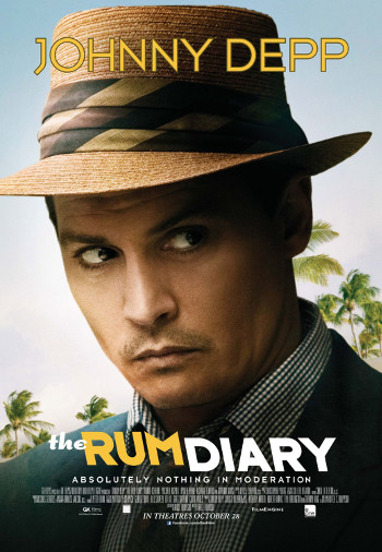 Image Of Movie Cover The Rum Diary Category Travel