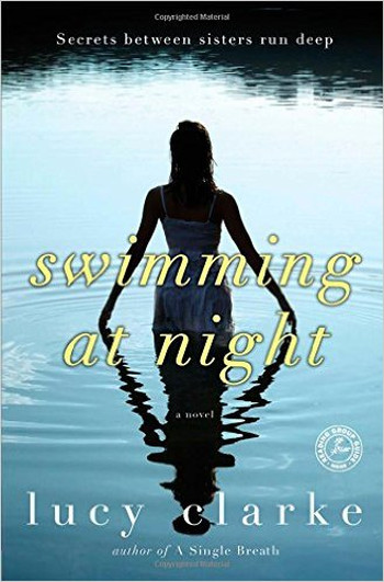 Image Of Book Cover Swimming At Night From Autor Lucy Clarke Category Backpacking