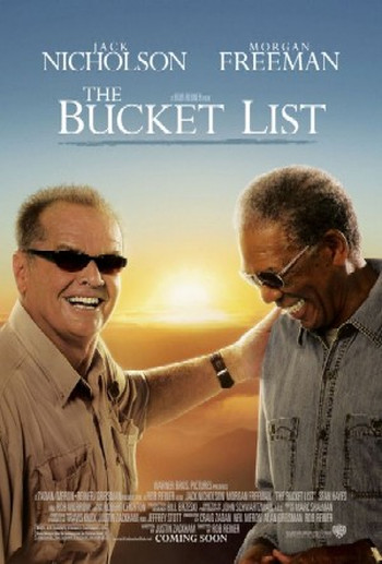 Image Of Movie Cover The Bucket List Category Travel