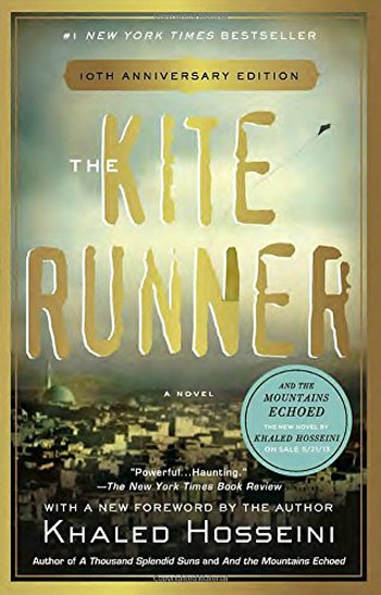 Image Of Book Cover The Kite Runner From Autor Khaled Hosseini Category Drama