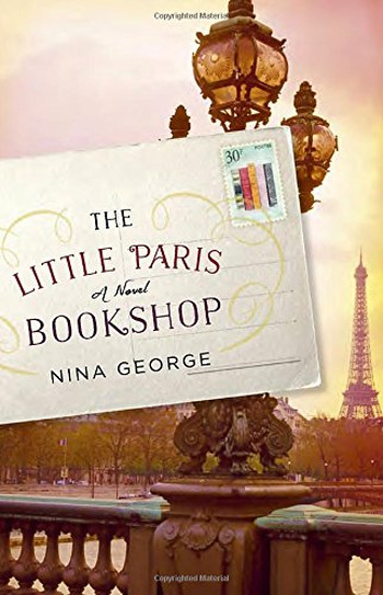 Image Of Book Cover The Little Paris Bookshop From Autor Nina George Category Travel