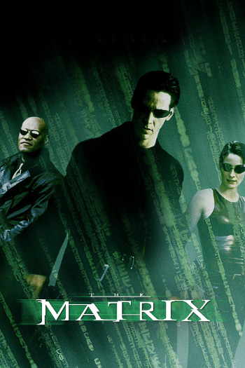Image Of Movie Cover The Matrix Category Action