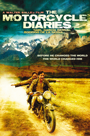 Image Of Movie Cover The Motorcyle Diaries Category Adventure