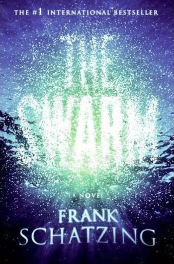 Image Of Book Cover The Swarm From Autor Frank Schätzing Category Adventure