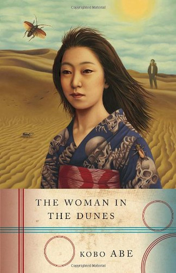 Image Of Book Cover The Woman In The Dunes From Autor Kobo Abe Category Adventure