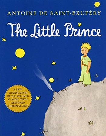 Image Of Book Cover The Little Prince From Autor Antoine De Saint Exupéry Category Travel