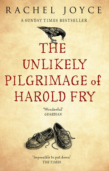 Image Of Book Cover The Unlikely Pilgramage Of Harold Fry From Autor Rachel Joyce Category Travel