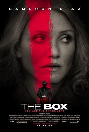 Image Of Movie Cover The Box Category Drama