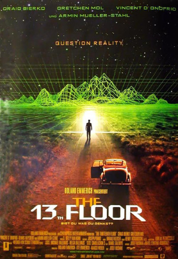 Image Of Movie Cover The 13th Floor Category Action