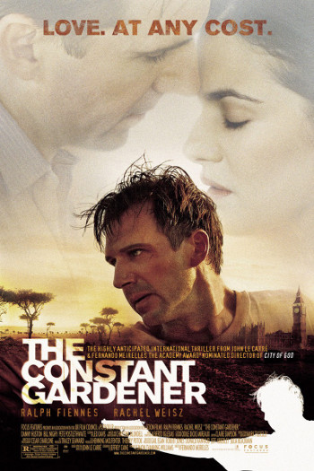 Image Of Movie Cover The Constant Gardener Category Romance