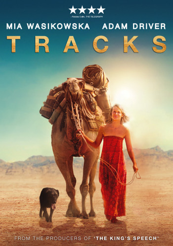 Image Of Movie Cover Tracks Category Adventure