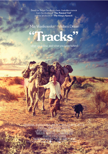 Image Of Book Cover Tracks From Autor Robyn Davidson Category Travel