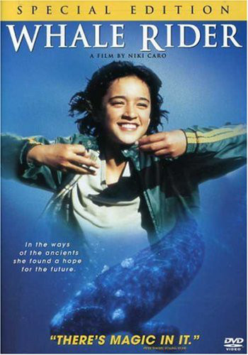 Image Of Movie Cover Whale Rider Category Travel