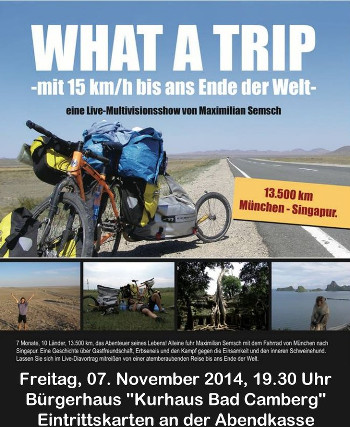 Foto vom Film Cover What A Trip Kategorie Reise