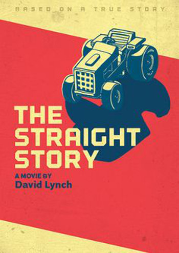 Image Of Movie Cover A Straight Story Category Travel