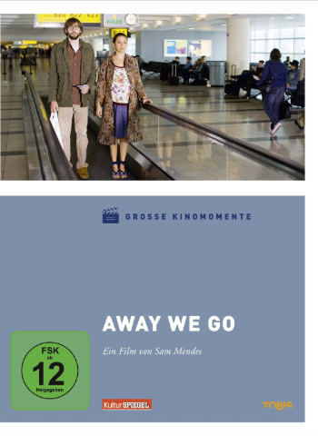 Foto vom Film Cover Away We Go Kategorie Reisen