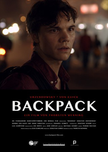 Image Of Movie Cover Backpack Category Backpacking