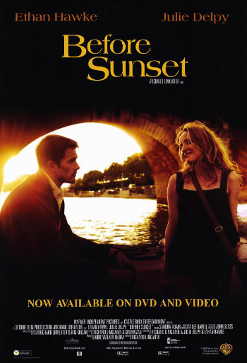 Image Of Movie Cover Before Sunset Category Travel