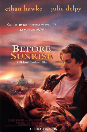 Image Of Movie Cover Before Sunrise Category Travel