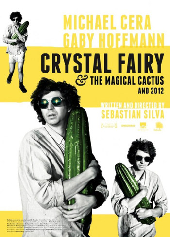 Image Of Movie Cover Crystal Fairy The Magical Cactus Category Backpacking