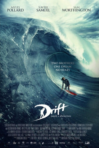 Image Of Movie Cover Drift Category Adventure