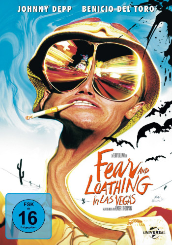 Foto vom Film Cover Fear And Loathing In Las Vegas Kategorie Roadmovie
